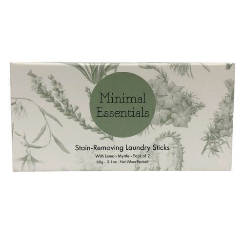 Shampoo With A Purpose - Minimal Essentials Laundry Sticks (60g)