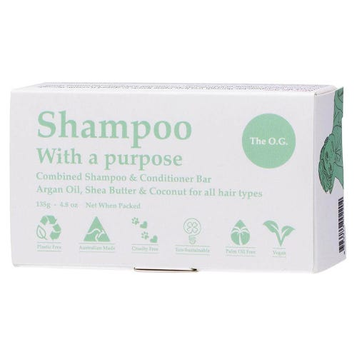 Shampoo With A Purpose - The O.G.