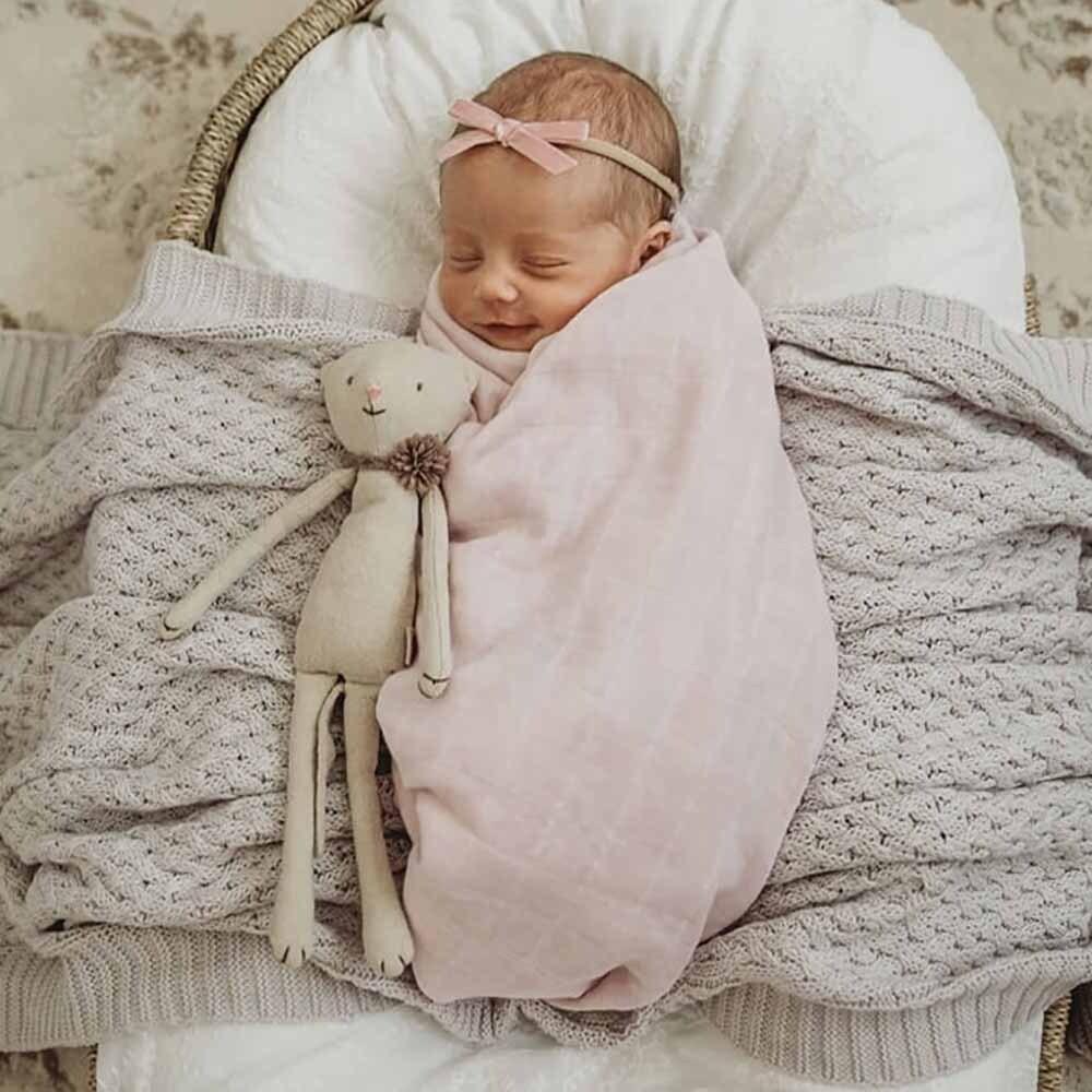 Snuggle Hunny Kids Organic Muslin Wrap - Fairytale