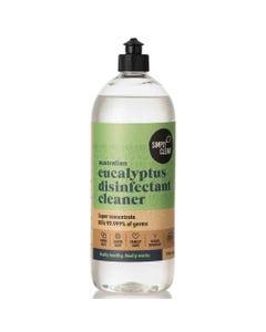 SimplyClean Eucalyptus Disinfectant Cleaner (1L) | Flora & Fauna Australia
