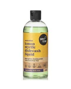 SimplyClean Lemon Myrtle Dishwashing Liquid (500ml) | Flora & Fauna Australia