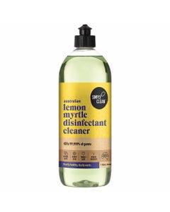 SimplyClean Lemon Myrtle Disinfectant Cleaner (1L) | Flora & Fauna Australia