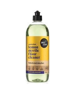 SimplyClean Lemon Myrtle Floor Cleaner Concentrate (1L) | Flora & Fauna Australia