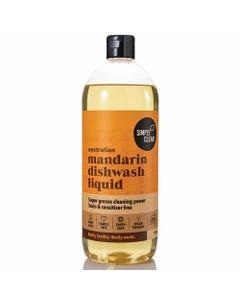SimplyClean Mandarin Dishwashing Liquid (1L) | Flora & Fauna Australia