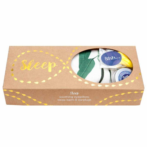 Wheatbags Sleep Gift Pack Gum Green