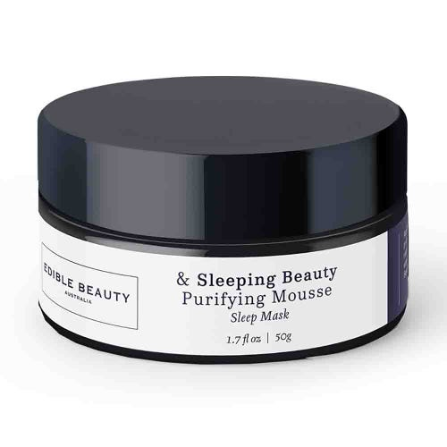 Edible Beauty & Sleeping Beauty Purifying Mousse (50g)