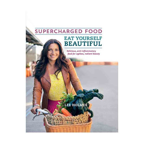 Supercharged Food Eat Yourself Beautiful (Print)