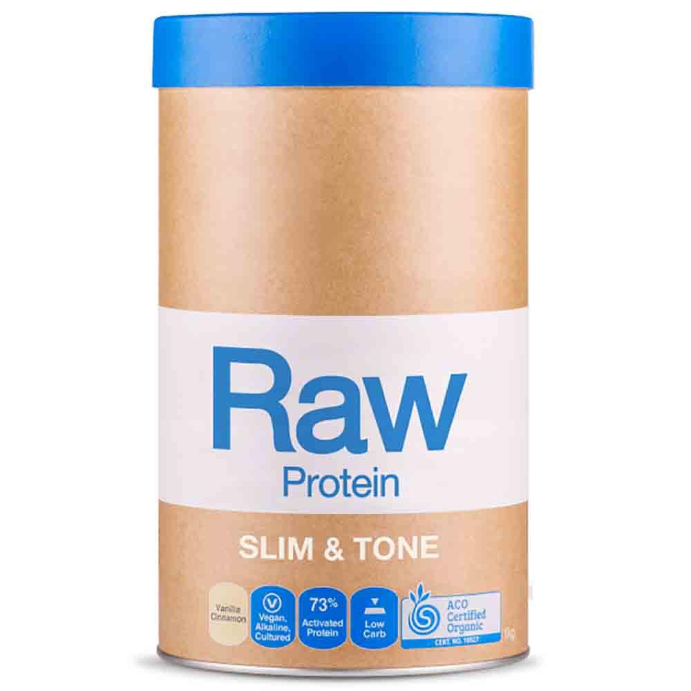 Raw Slim & Tone Protein - Vanilla & Cinnamon (1kg)