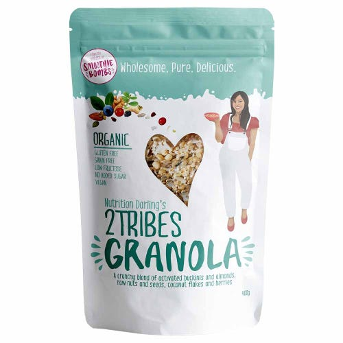 Smoothie Bombs - 2 Tribes Granola