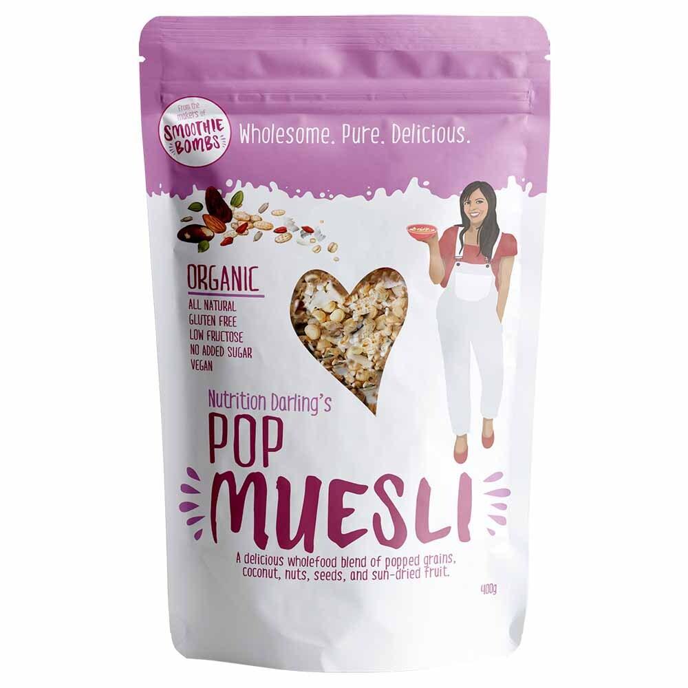 Smoothie Bombs - Pop Muesli