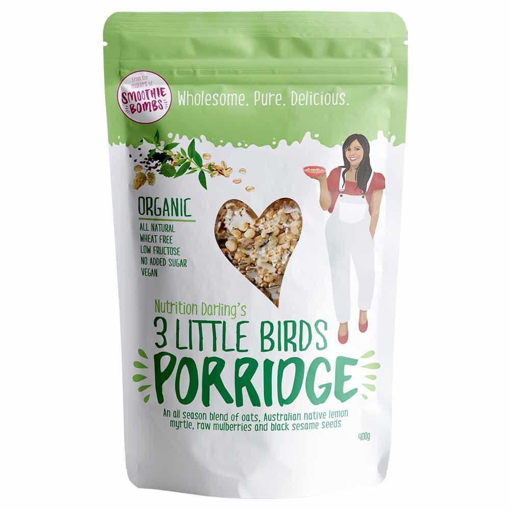 Smoothie Bombs - 3 Little Birds Porridge