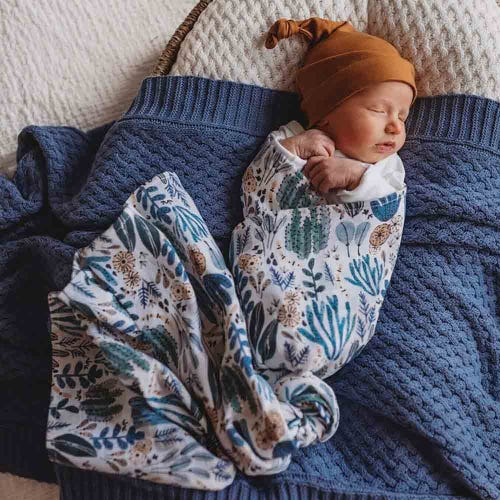 Snuggle Hunny Kids Organic Muslin Wrap - Arizona