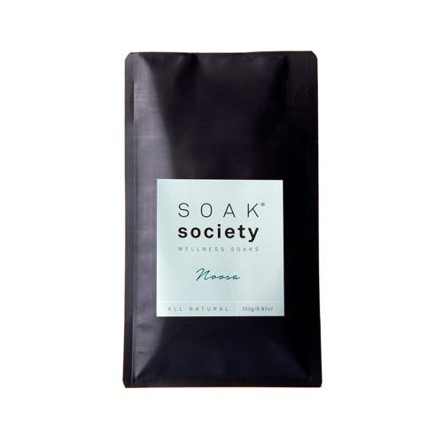 Soak Society Noosa Wellness Soak (250g)