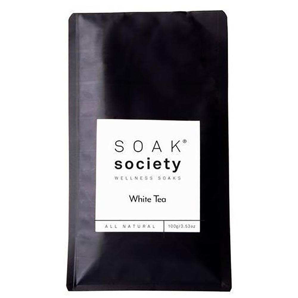 Soak Society White Tea Wellness Soak  (250g)