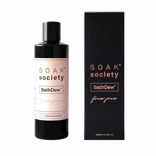 Soak Society BathDew (250ml)