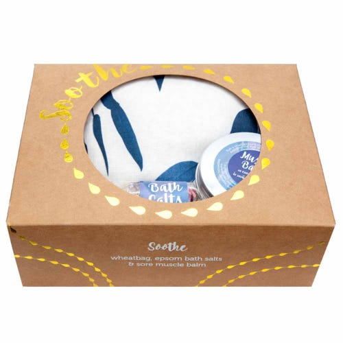 Wheatbags Soothe Gift Pack Gum Blue