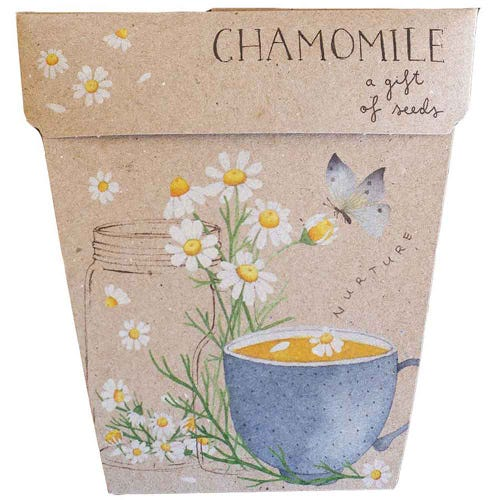 Sow n Sow Gift of Seeds - Chamomile