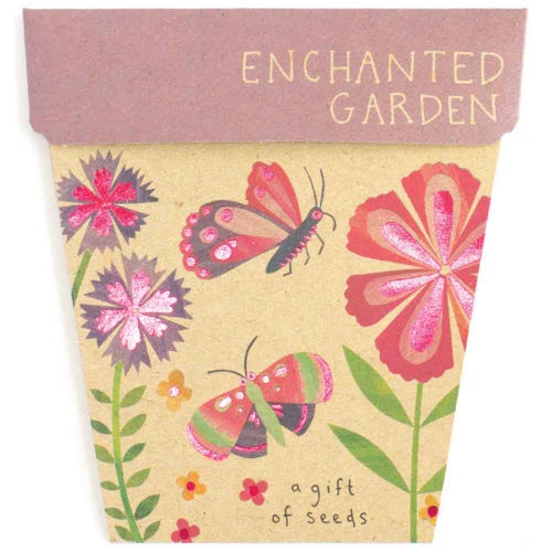 Sow n Sow Gift of Seeds - Enchanted Garden