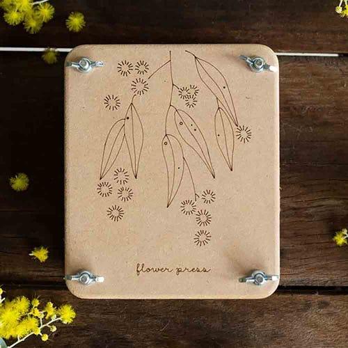 Sow n Sow Mini Flower Press - Wattle