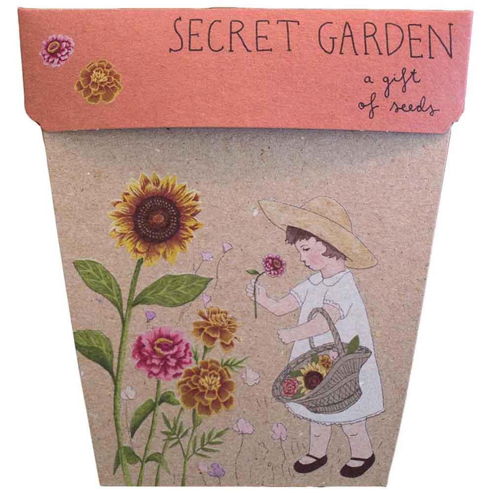 Sow n Sow Gift of Seeds - Secret Garden