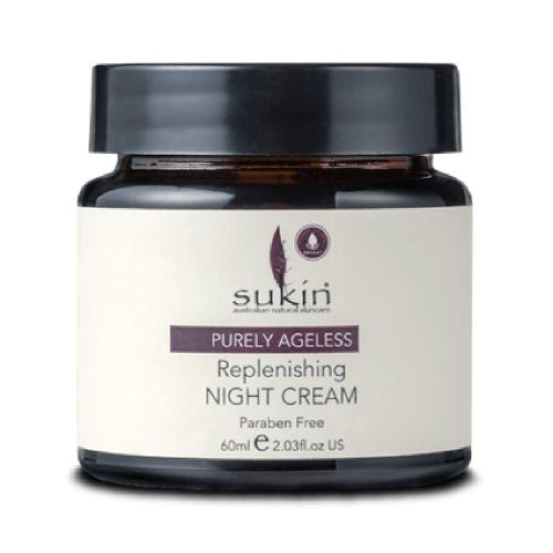 Sukin Purely Ageless Night Cream (60ml)