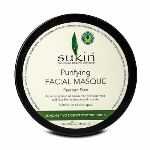 Sukin Purifying Facial Masque (100ml)