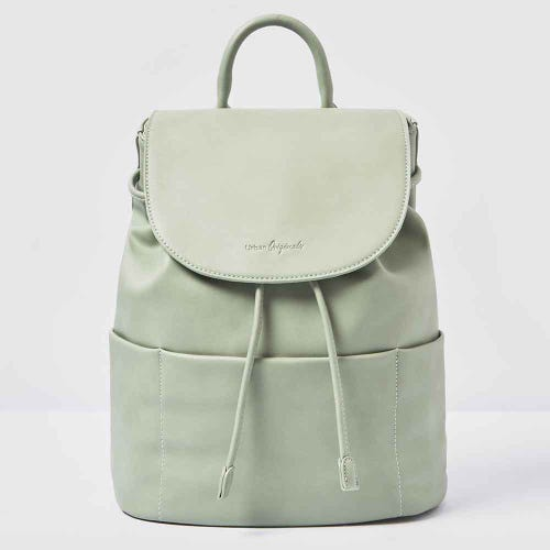 Urban Originals Splendour Backpack Green