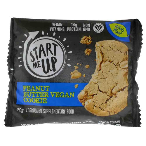 Start Me Up Peanut Butter Cookie (90g)