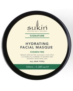 Sukin Signature Hydrating Facial Masque (100ml) | Flora & Fauna Australia