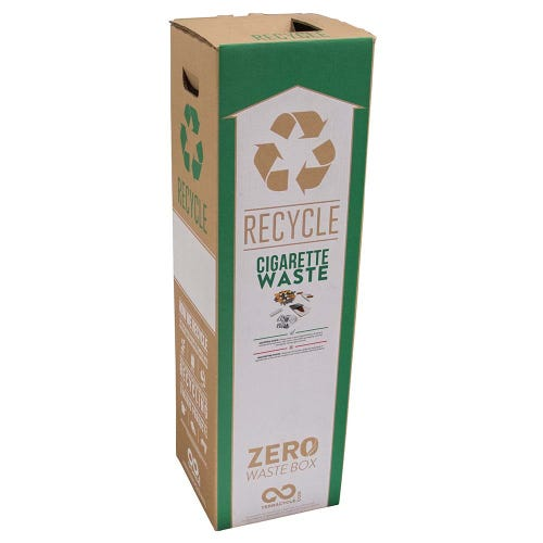 TerraCycle Cigarette Waste Medium Box