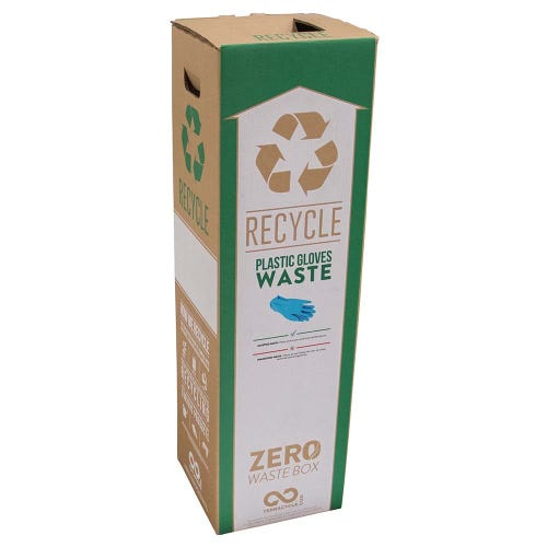 TerraCycle Plastic Gloves Waste Medium Box