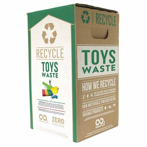 TerraCycle Toys Waste Medium Box