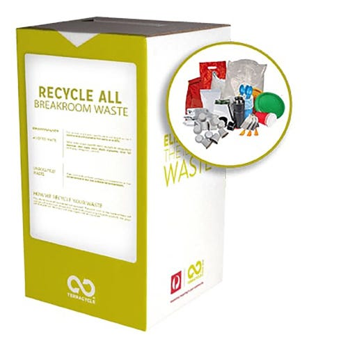 TerraCycle Breakroom Waste Small Box