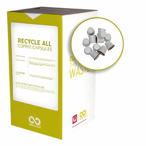 TerraCycle Coffee Capsules Waste Small Box