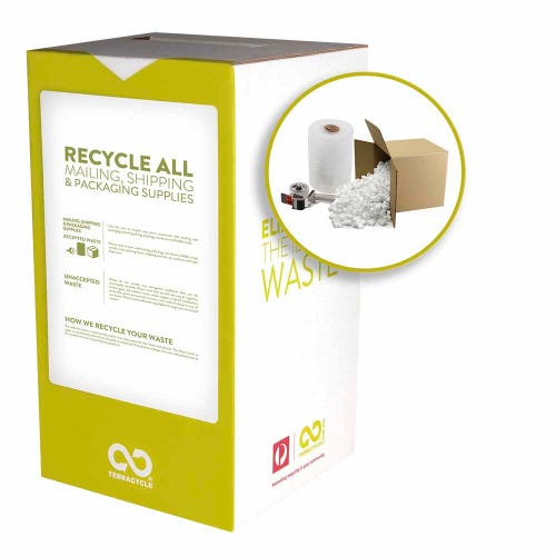 TerraCycle Mailroom Supplies Small Box