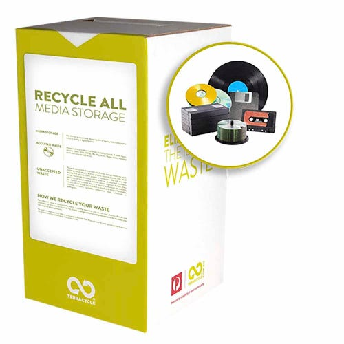 TerraCycle Media Storage Small Box