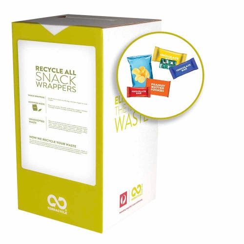 TerraCycle Snack Wrappers Small Box