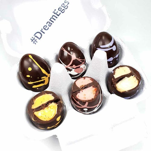 Treat Dreams Easter Dream Egg 6 Pack