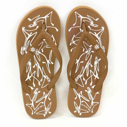 Etiko Natural Rubber Thongs - Mimih Spirits