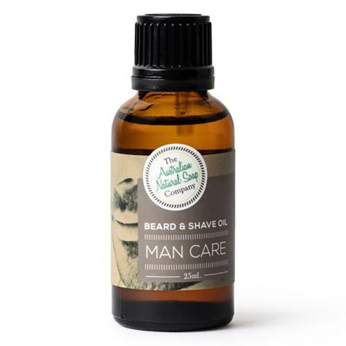 The ANSC Man Care Oil (25ml)