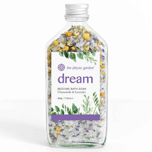 The Physic Garden Bath Soak Dream (220g)