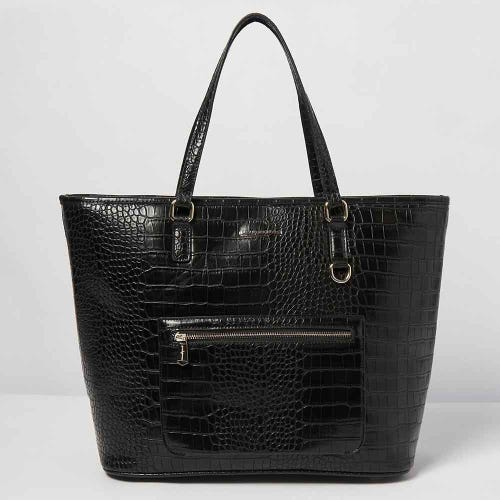 Urban Originals The Weekend Tote - Black