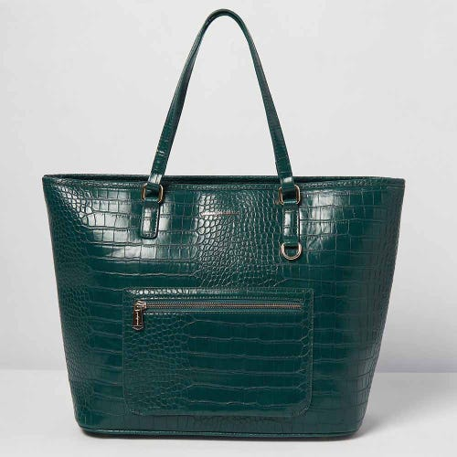 Urban Originals The Weekend Tote - Green
