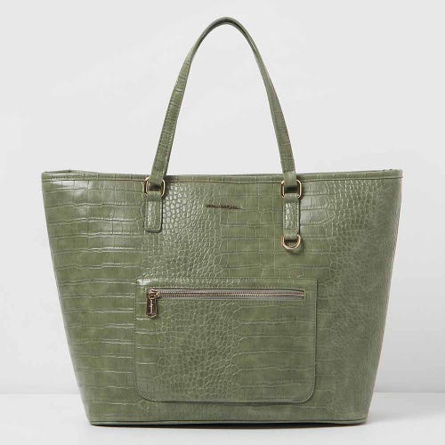 Urban Originals The Weekend Tote - Light Green