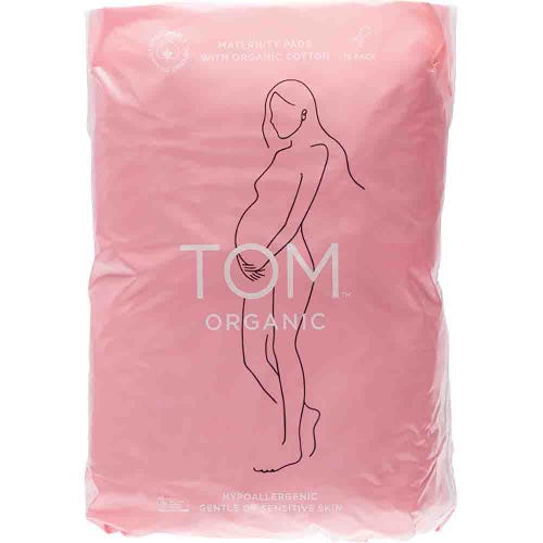TOM Organic Maternity Pads (12 pack)