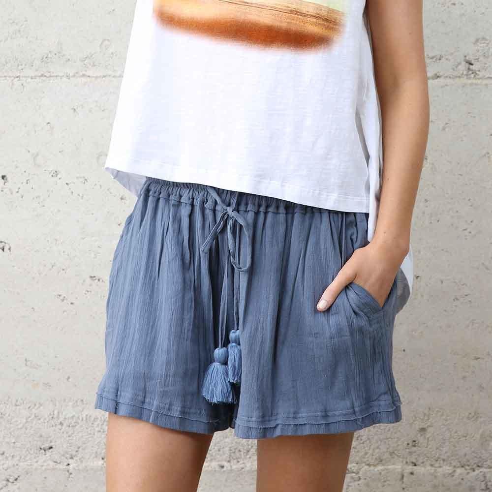 Torju Swan Bay Shorts - Slate
