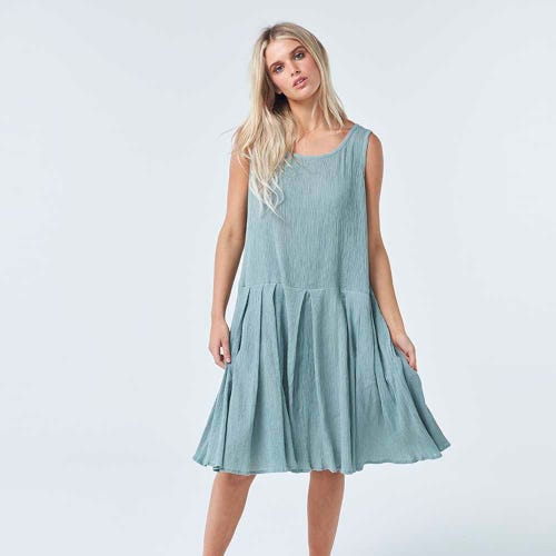 Torju Bellarine Green Dress