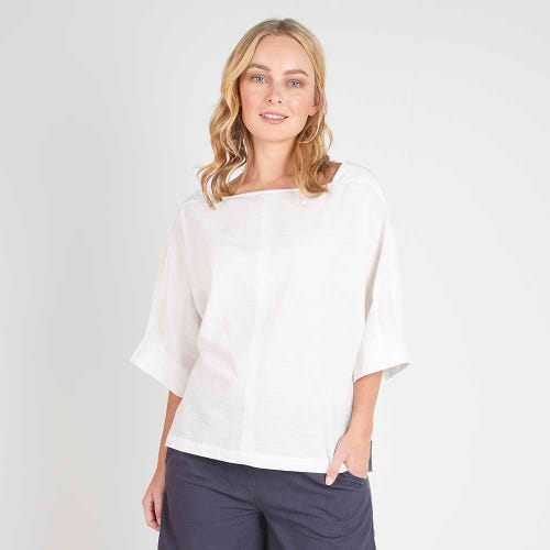 Torju Endless Summer Top - White