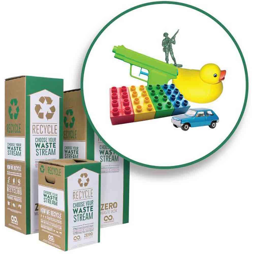 Terracycle Toys Waste Zero Waste Box
