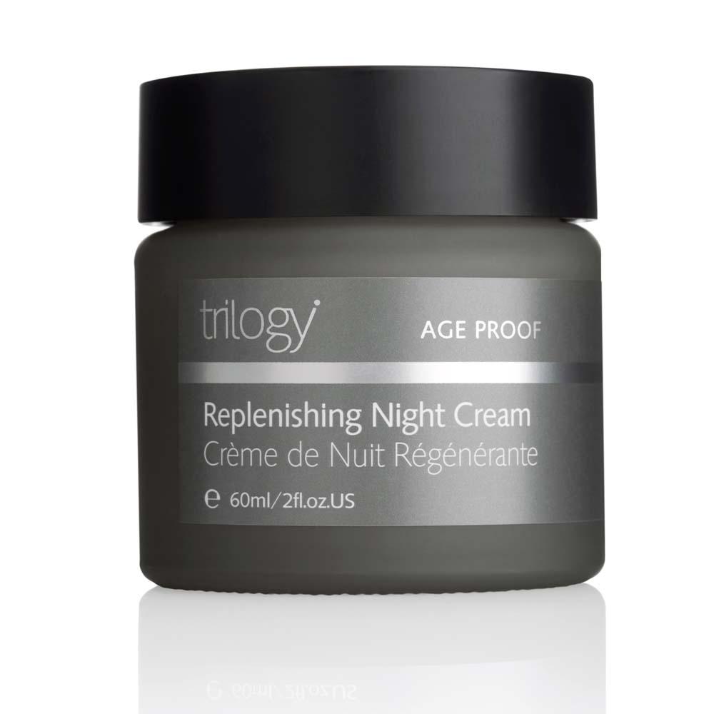 Trilogy Replenishing Night Cream (60ml)